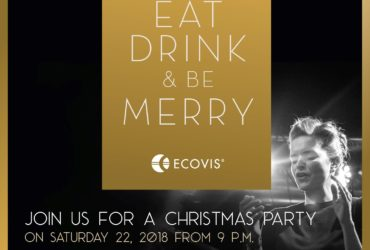 ECOVIS Christmas Party Invitation 22 December 2018