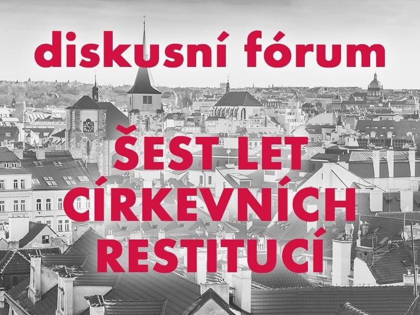 ECOVIS ježek diskuzní fórum církevní restituce 28.11.2018