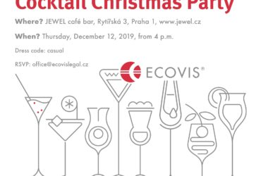 ECOVIS Christmas Party Invitation 12 December 2019