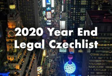 10 nejdůležitějších věcí, které by měl každý vlastník české společnosti udělat do konce roku 2020