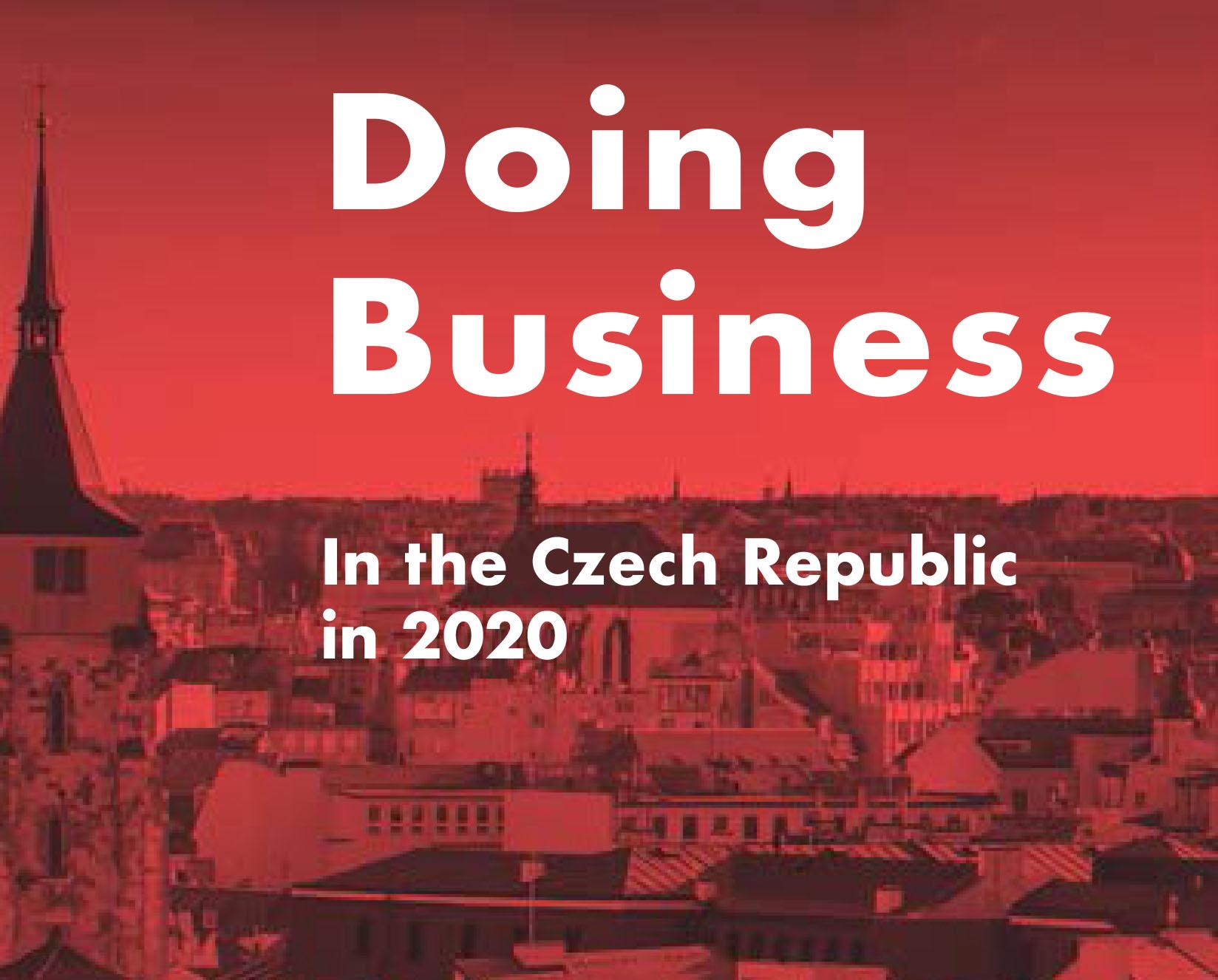 Czech Republic Doing Business 2020